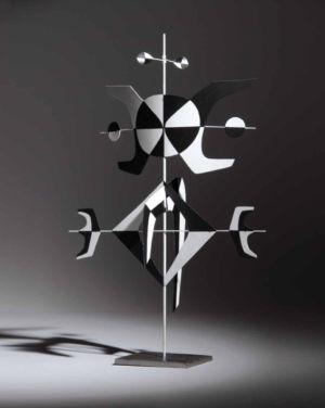 Sum sum - 2010 - Alliage zinc - 20 x 19 x 7,5cm