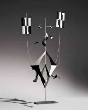 Girouette - 2010 - Alliage zinc - 43 x 20 x 35cm