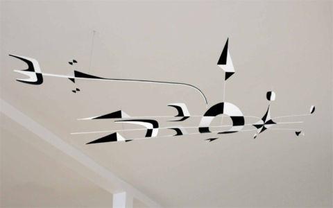 L'Echappée belle - 2003 - Acier aluminium - 300 x 150 x 60cm